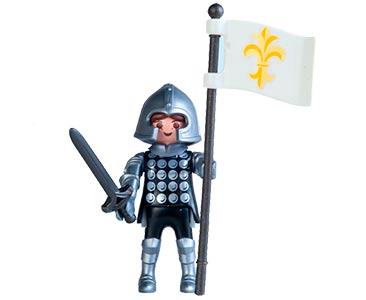 Le livret 70 : Jeanne d'Arc + 2 Fiches de jeu + Figurine