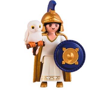 Le livret 61 : Mythes et légendes de la Grèce Antique + 2 Fiches de jeu + Figurine