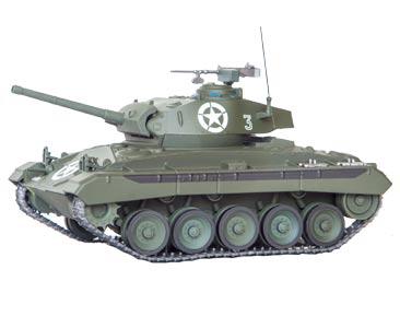 M24 CHAFFEE USA + Fascicule 53