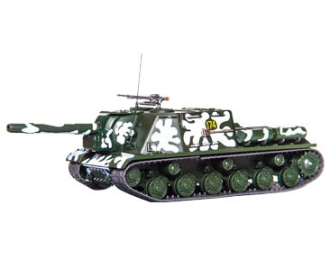 ISU-152 URSS + Fascicule 56