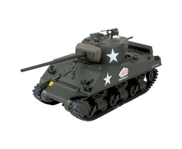 M4A3 SHERMAN E?TATS-UNIS + Fascícule 2