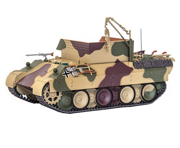 BERGEPANTHER AUSF. G (SD.KFZ. 179) ALLEMAGNE + Fascicule 18