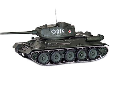 T-34/85 URSS + Fascicule 32