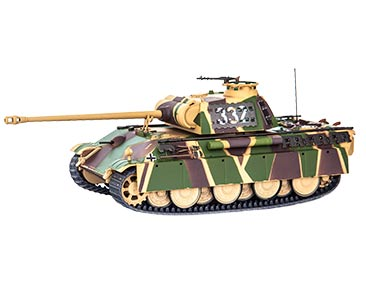 PZ.KPFW. V PANTHER AUSF. G (SD.KFZ. 171) ALLEMAGNE + Fascicule 38
