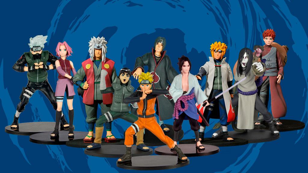 Une collection unique de figurines !
