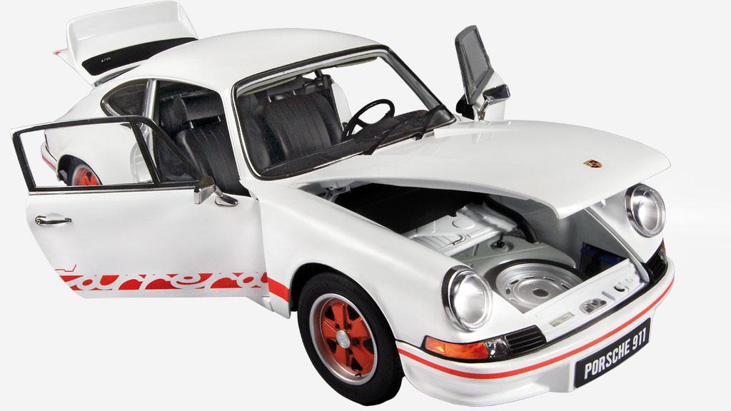 Réplique exacte de la Porsche 911 Carrera RS 2.7