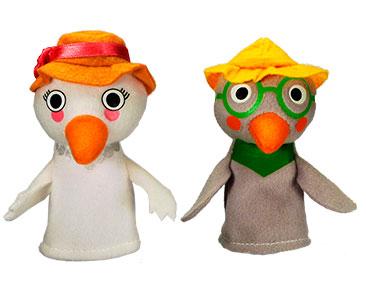 Le Vilain Petit Canard + Les marionnettes du Vilain Petit Canard