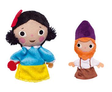 Blanche-Neige + Les marionnettes de Blanche-Neige
