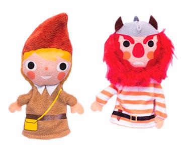 Le Petit Poucet + Les marionnettes du Petit Poucet