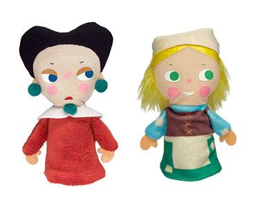 Cendrillon + Les marionnettes de Cendrillon