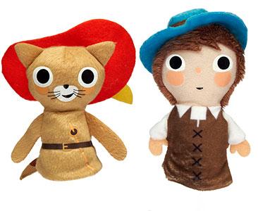Le Chat Botté + Les marionnettes de Le Chat Botté