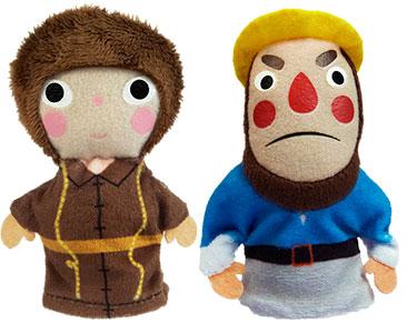 Le Vaillant Petit Tailleur + Les marionnettes du Petit Tailleur et du Géant