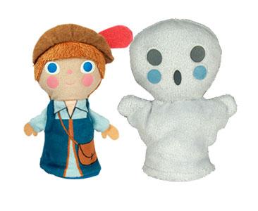 Jean Sans Peur + Les marionnettes du Jean et du Fantôme