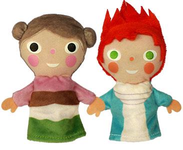 Le Nain Tracassin + Les marionnettes du Fille et du Nain