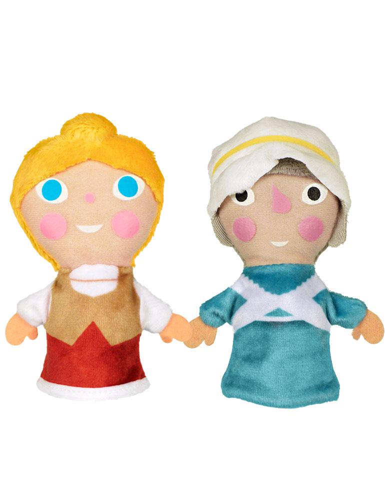 Les Souliers rouges + Les marionnettes du Karen et du Marraine