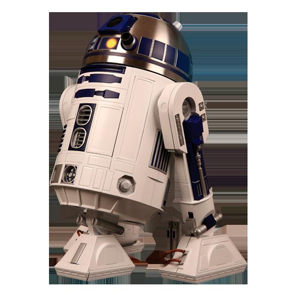 Maquette R2-D2