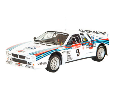 Fascicule 25 + Lancia Rally 037 - 1983 - M. Alén