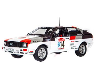 Fascicule 26 + Audi Quattro - 1981 - M. Mouton