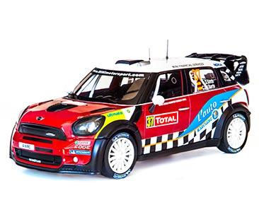 Fascicule 12 + Mini John Cooper Works WRC - 2012 - D. Sordo
