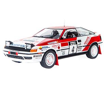 Fascicule 14 + Toyota Celica GT-4 (ST165) - 1990 - C. Sainz