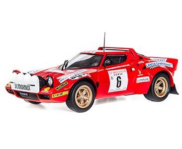 Fascicule 15 + Lancia Stratos HF - 1975 - B. Darniche