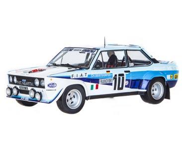 Fascicule 19 + Fiat 131 Abarth - 1980 - W. Röhrl