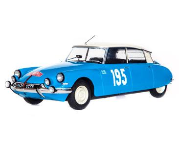 Fascicule 30 + Citroën DS - 1966 - Pauli Toivonen