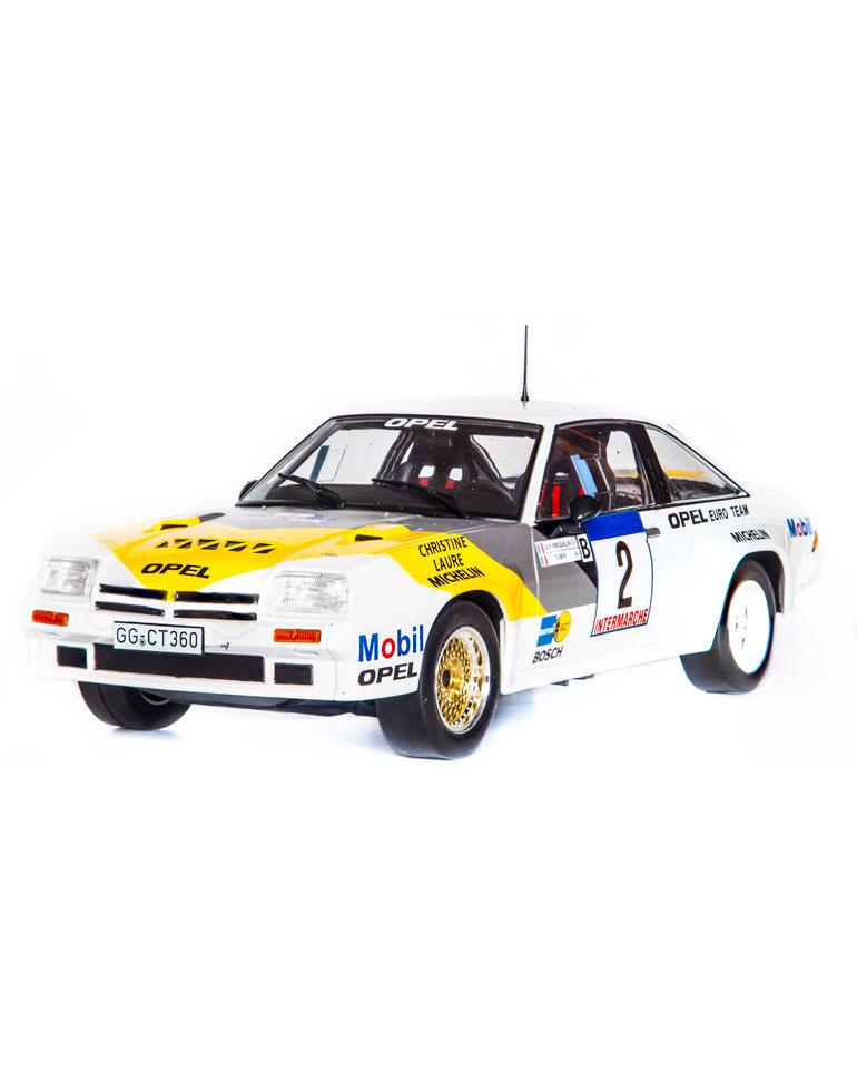 Fascicule 36 + Opel Manta 400 - 1985 - G. Fréquelin