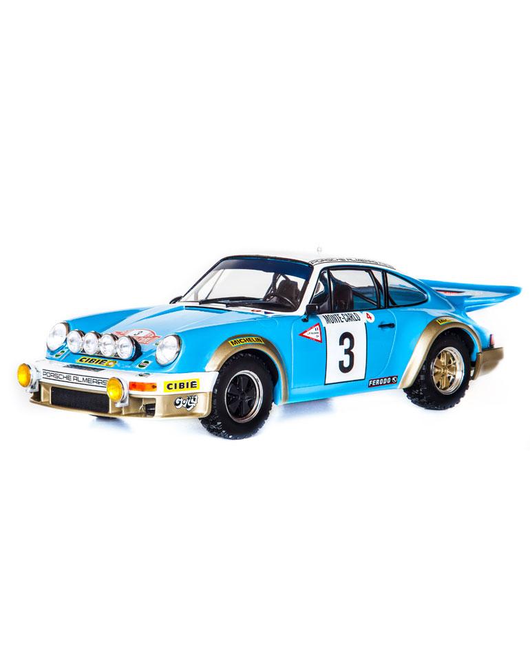 Fascicule 39 + Porsche 911 Carrera - 1978 - J.-P. Nicolas
