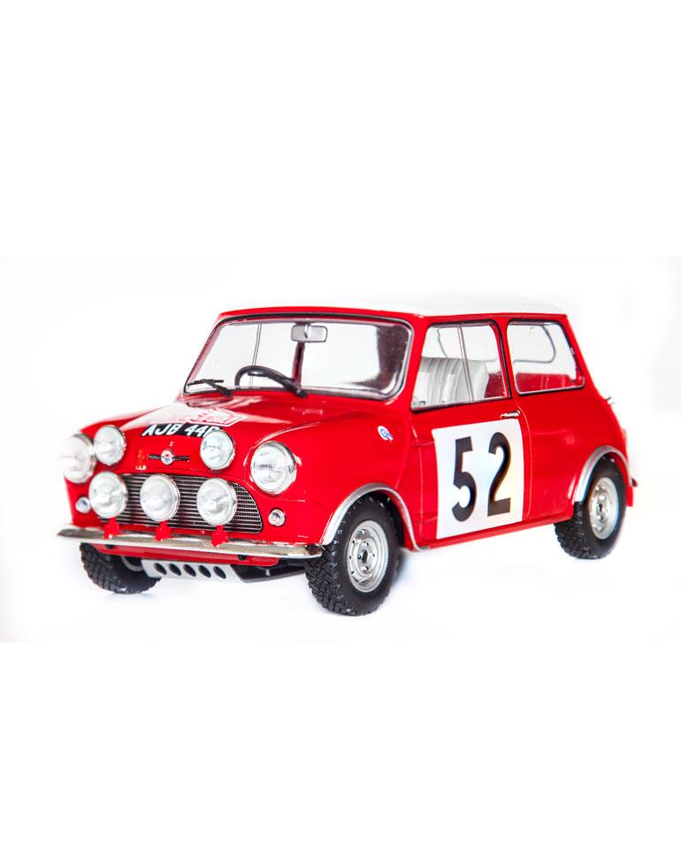 Fascicule 40 + Mini Cooper S - 1965 - T. Mäkinen