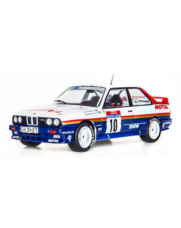 Fascicule 43 + BMW M3 - 1987 - B. Béguin