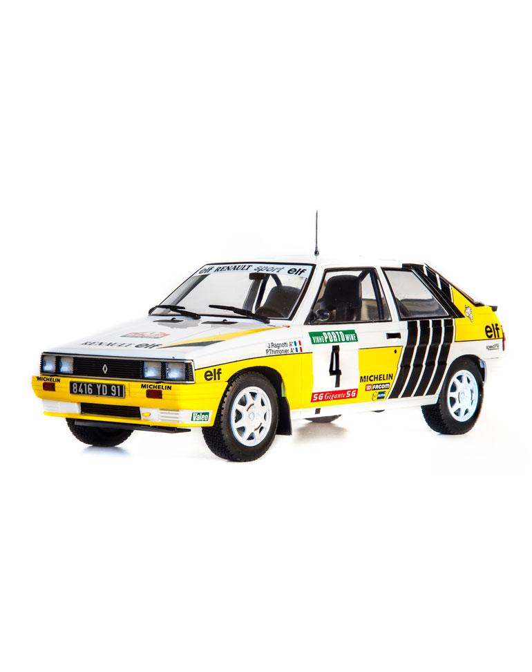 Fascicule 45 + Renault 11 Turbo - 1987 - J. Ragnotti