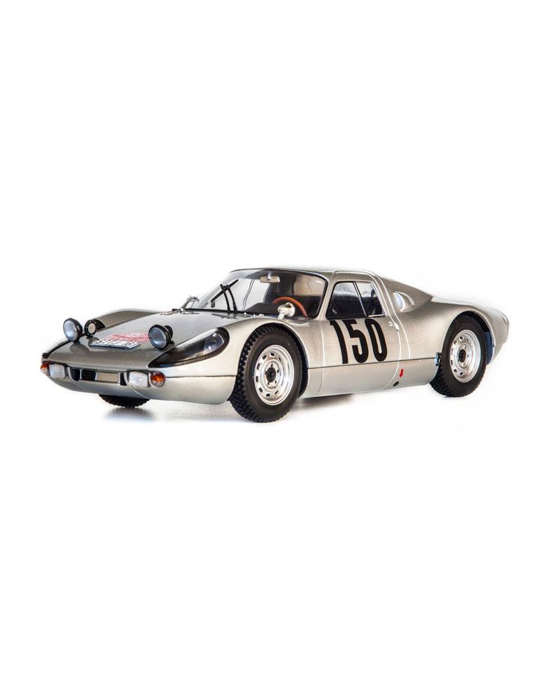 Fascicule 46 + Porsche 904 - 1965 - E. Böhringer