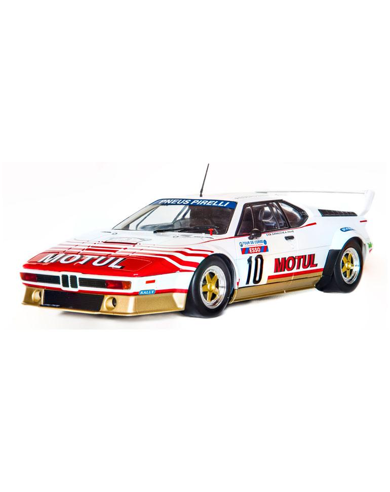Fascicule 48 + BMW M1 - 1982 - B. Darniche