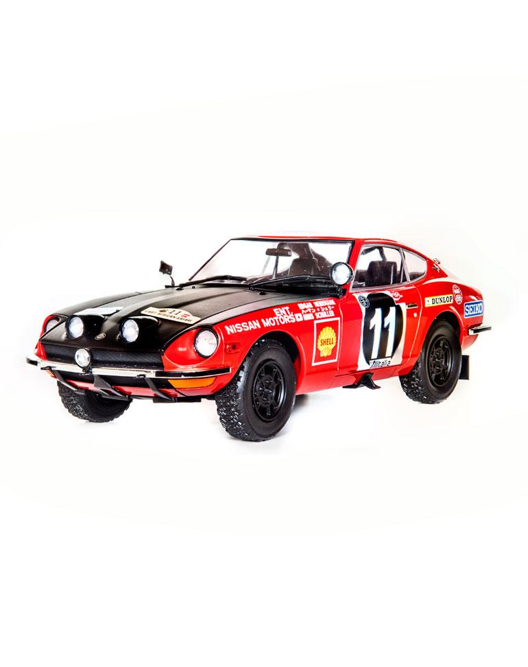 Fascicule 50 + Datsun 240Z - 1971 - E. Herrmann