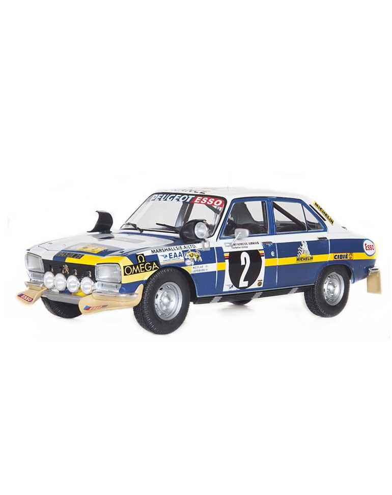 FASCICULE 59 + Peugeot 504 - 1976 - J.-P. Nicolas