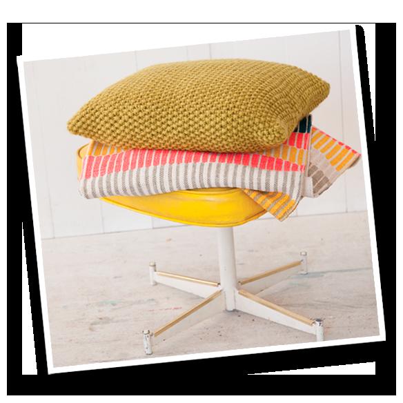 Collection Tricot : Apprendre à tricoter c'est simple et chic