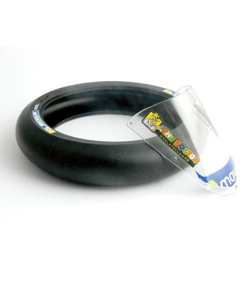 Fascicule 2 + la bulle et le pneu avant