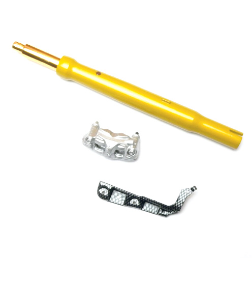 Fascicule 5 + Premier tube plongeur et fourreau de fourche