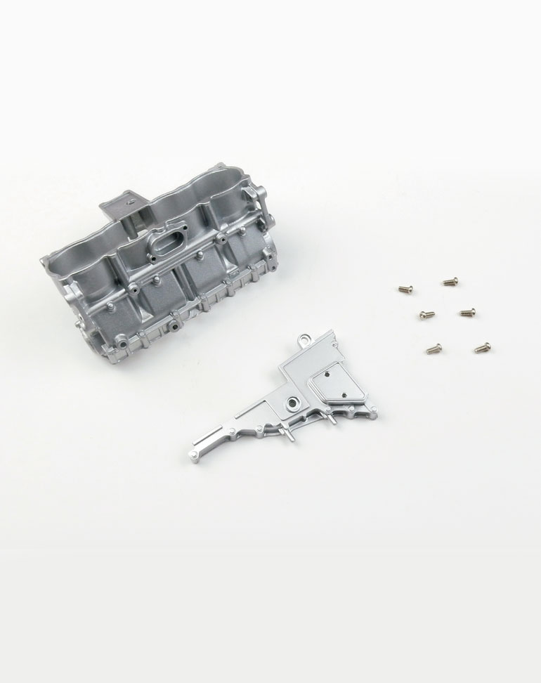 Fascicule 24 + Bloc moteur et extension du bloc moteur