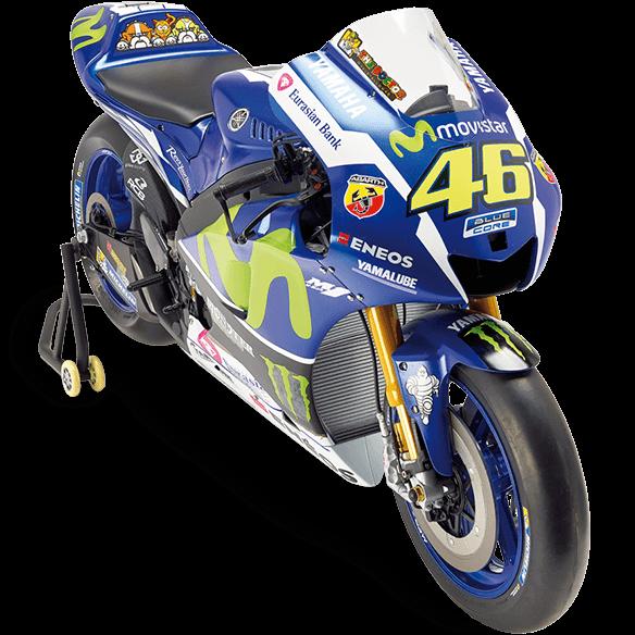 Rossi Collection Yamaha De Yrz Valentino M1 nwNm08