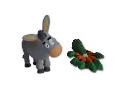 """Le livret 15  """"Les Légumes"""" + miniatures"""