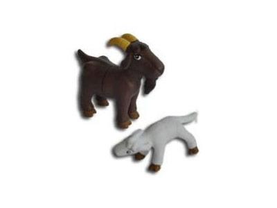 """Le livret 31 """"La chèvre"""" + miniatures"""