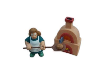 """Le livret 45 """"Le pain"""" + miniatures"""