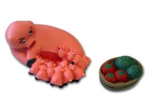 """Le livret 46 """"Le jardin"""" + miniatures"""