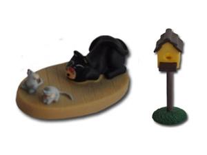 """Le livret 51 """"Le rat, la souris et la taupe"""" + miniatures"""