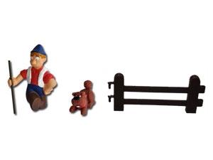"""Le livret 56 """"Les cris des animaux"""" + miniatures"""