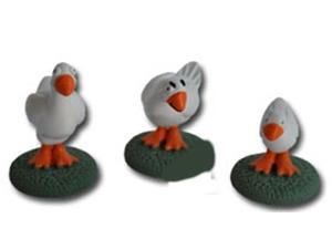 """Le livret 57 """"L'oie"""" + miniatures"""