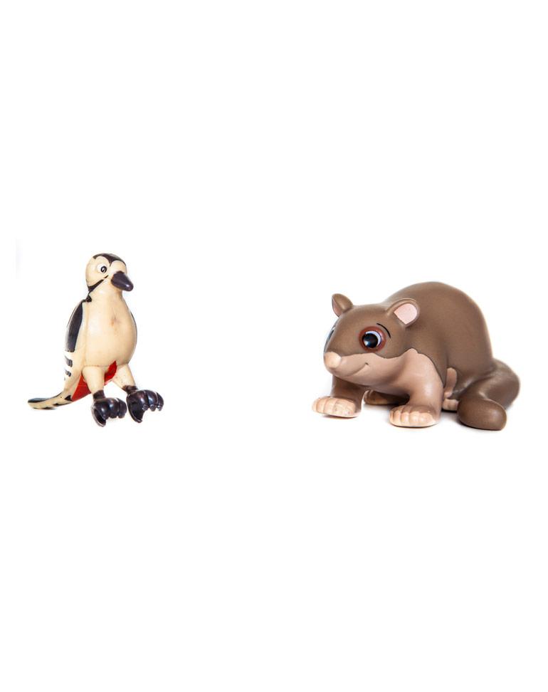 """Le livret 64: """"Le pic épeiche"""" + miniatures"""