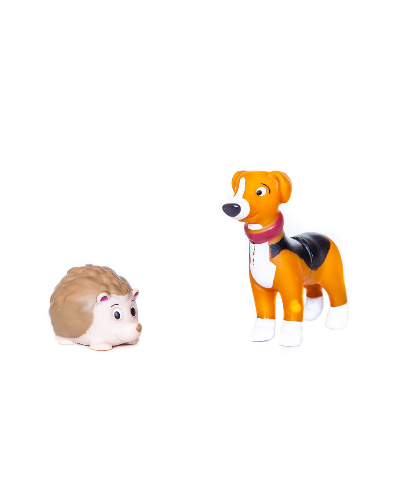 """Le livret 70: """"Le chien du garde-chasse"""" + miniatures"""